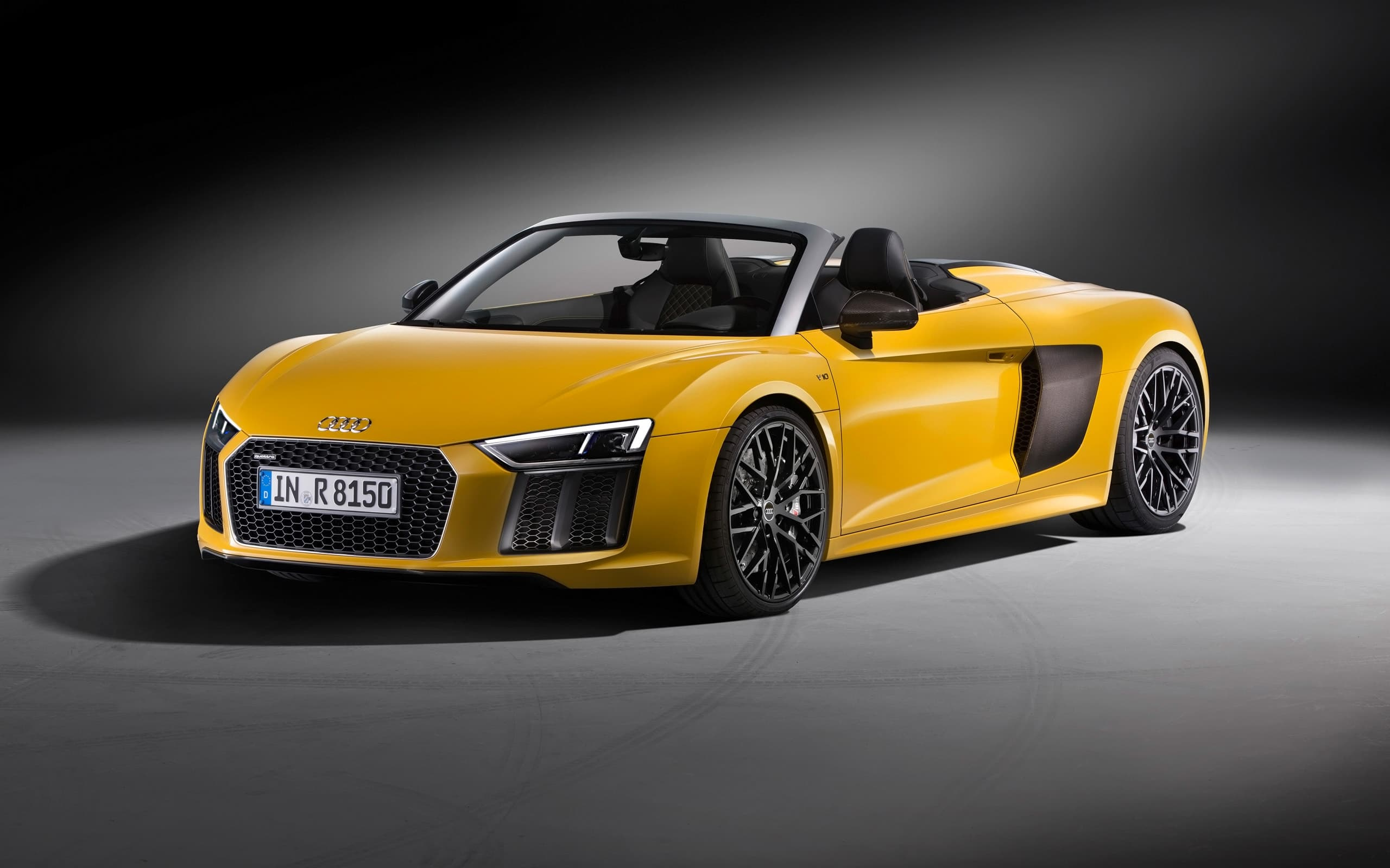 2017 audi r8 spyder v10 wallpapers high quality resolution download. Black Bedroom Furniture Sets. Home Design Ideas