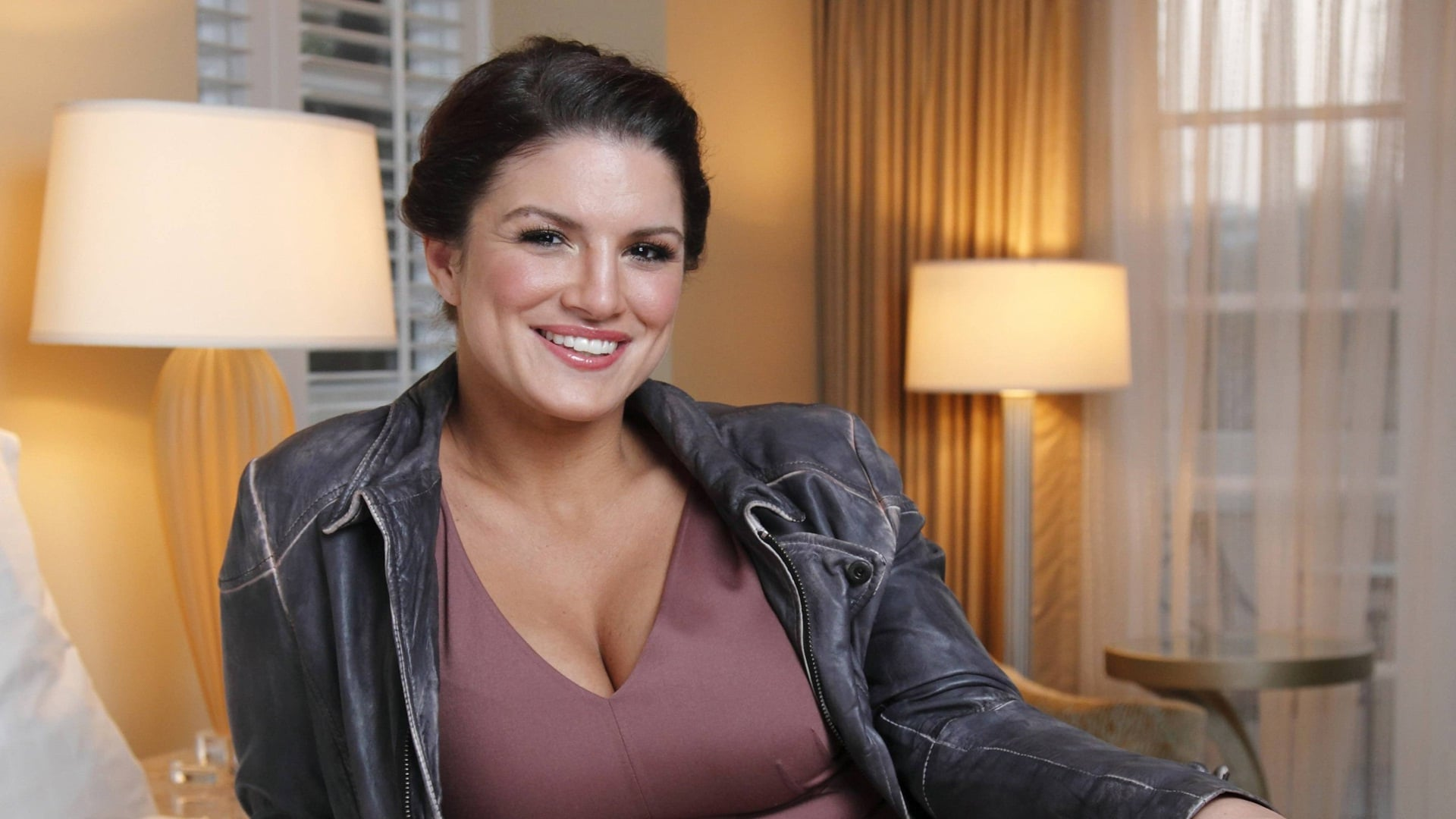 gina carano wallpapers high resolution download
