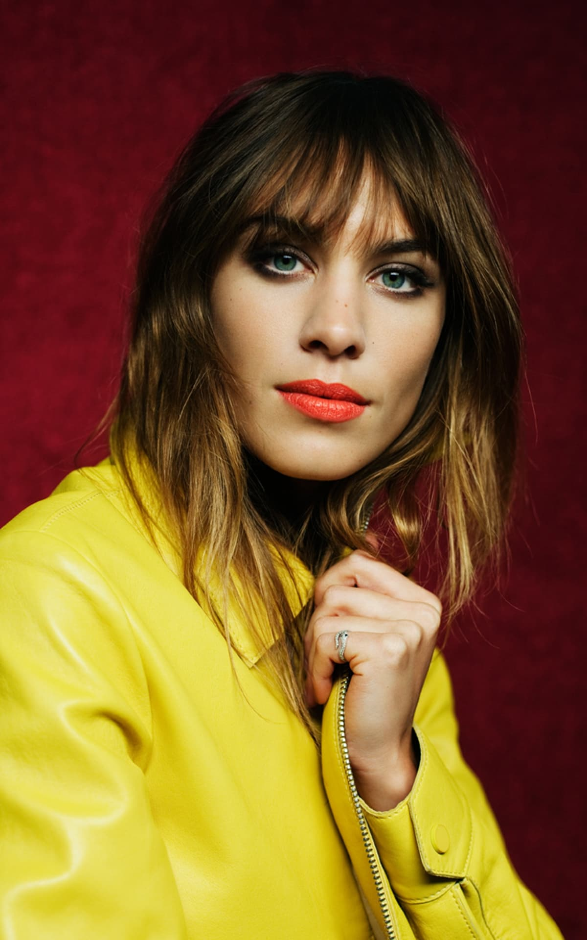 Alexa Chung for Android High Quality