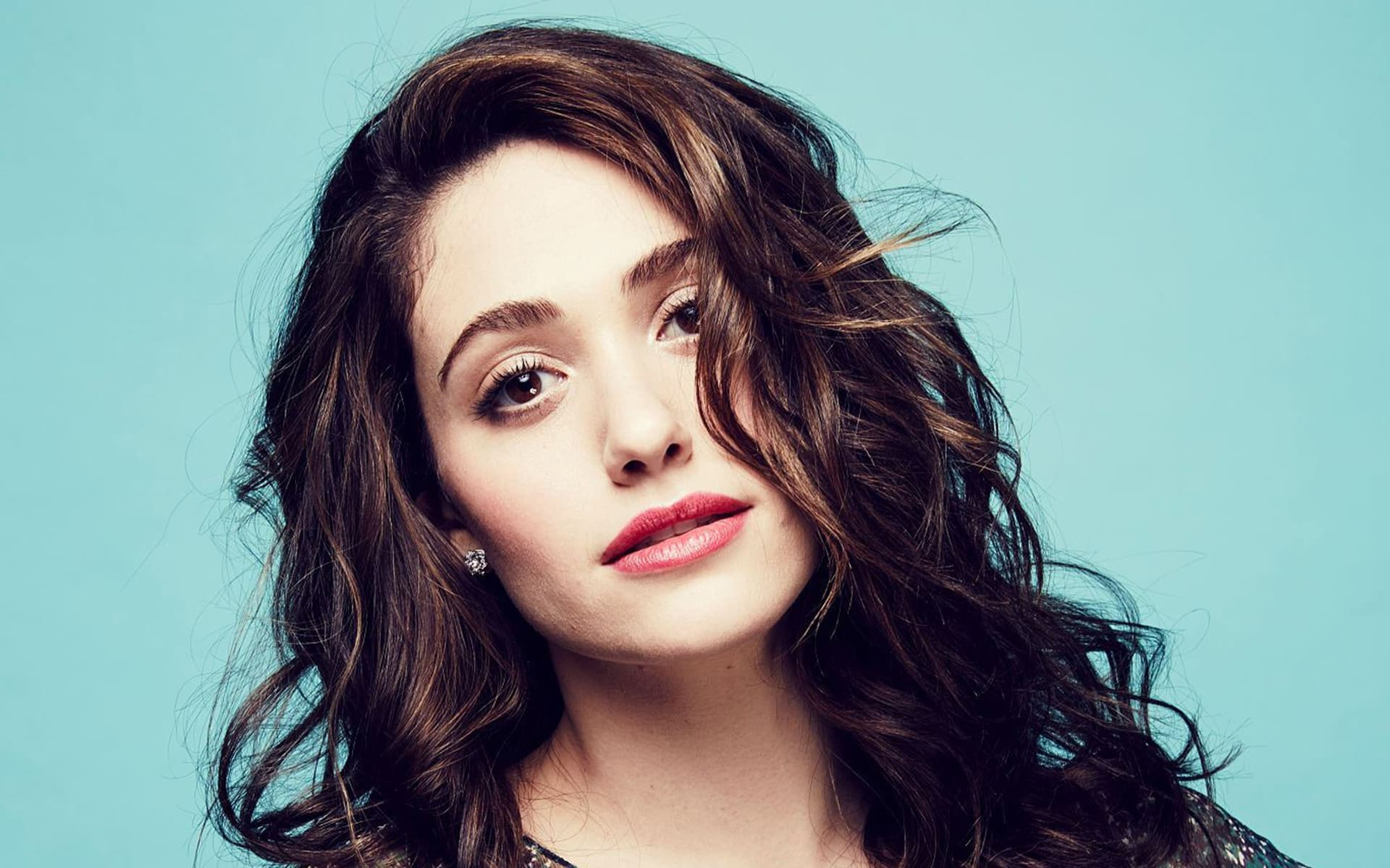 High Resolution pretty Emmy Rossum wallpaper