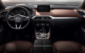 interior 2016 Mazda CX-9 1row new picture