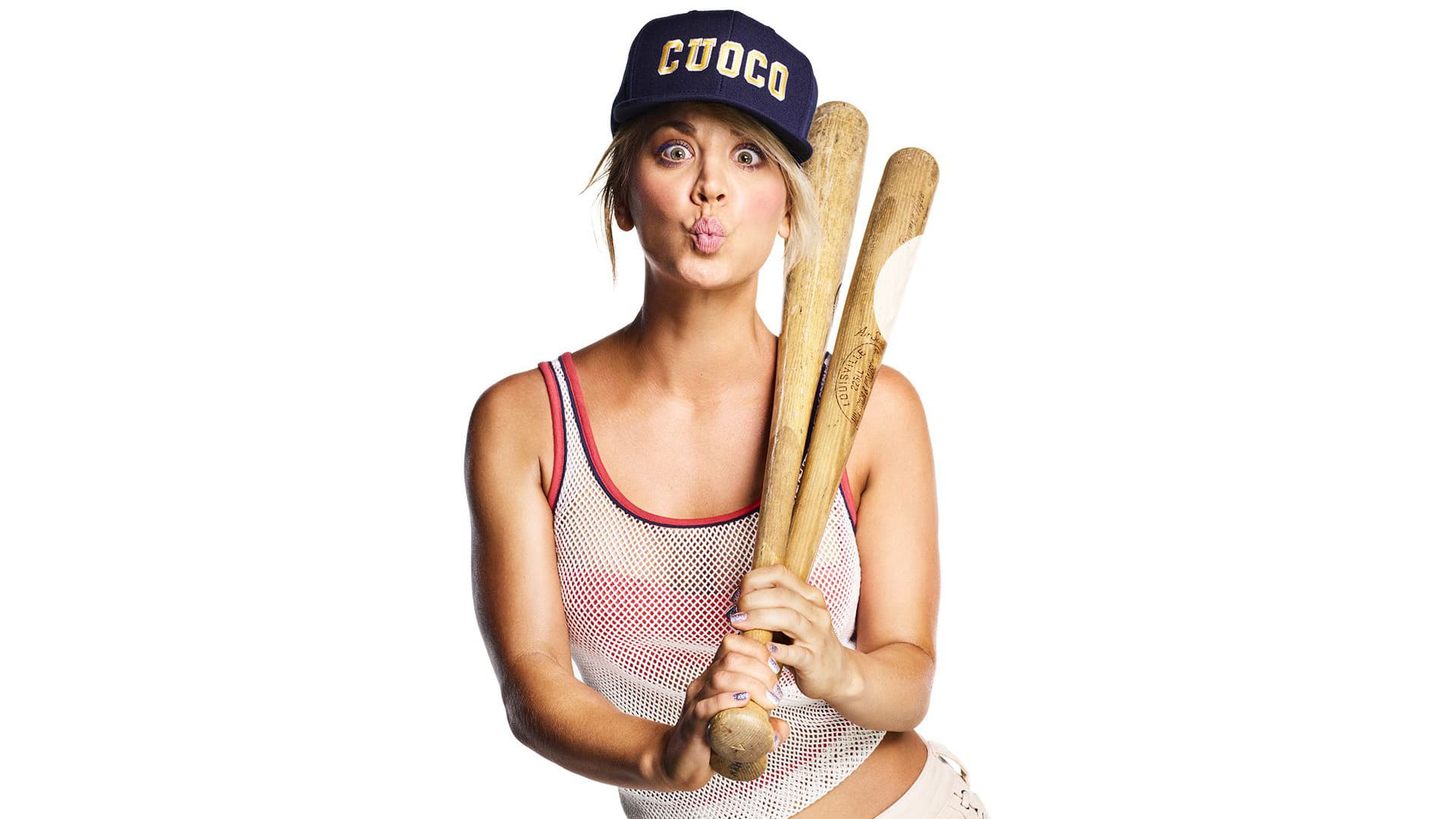 Kaley Cuoco white background HD images