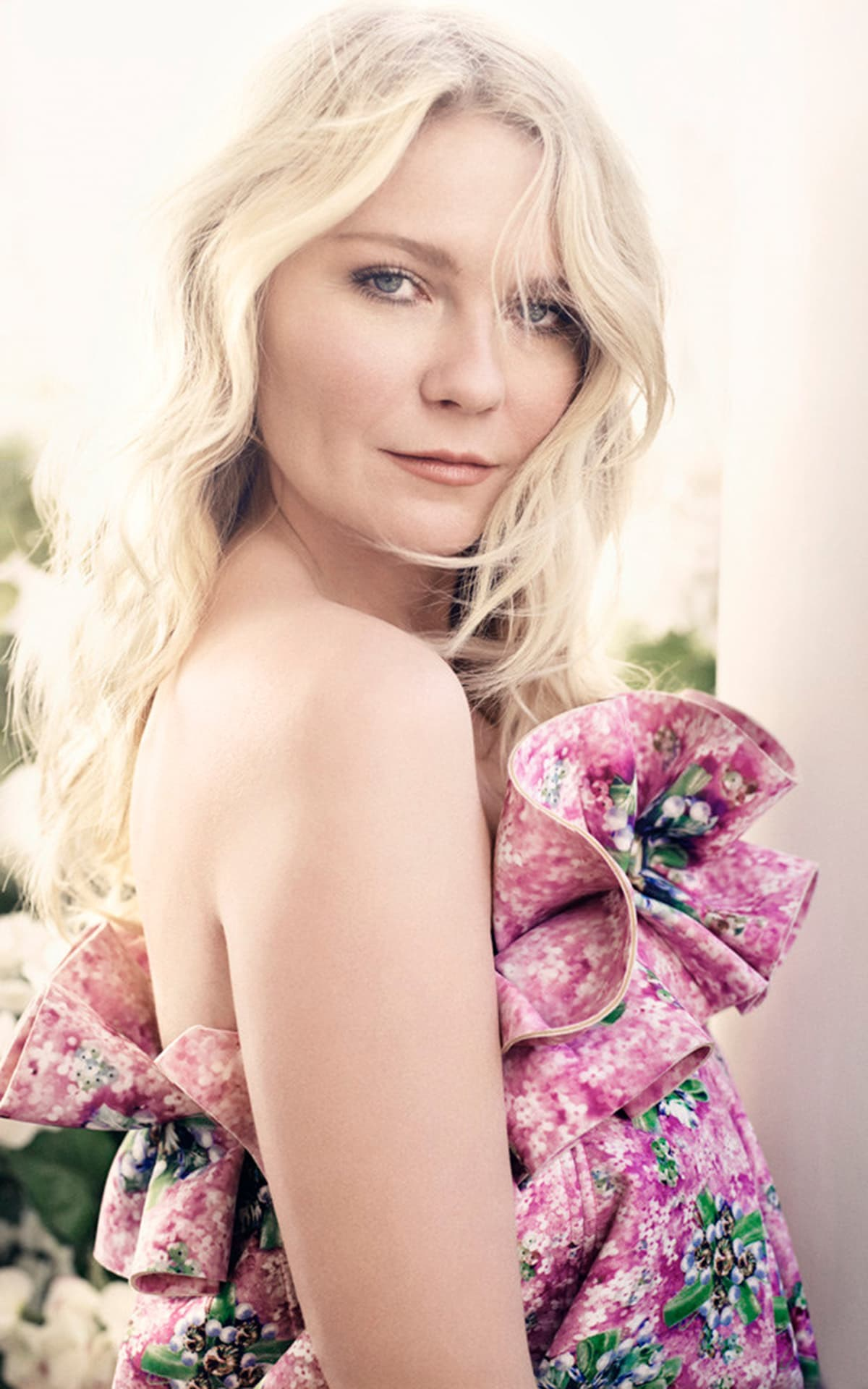 Kirsten Dunst for Android