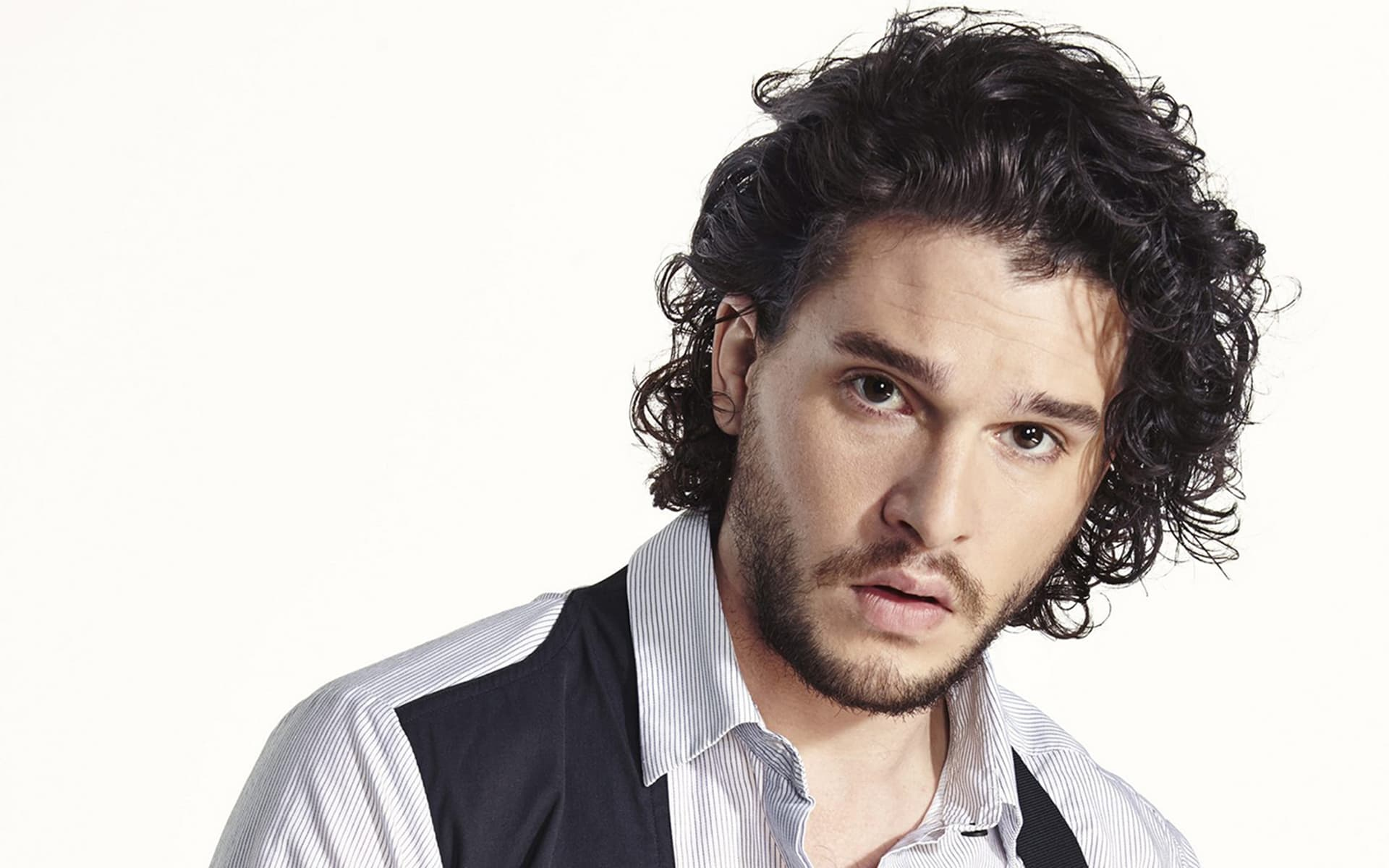 Kit Harington hair wallpaper 1080p High Definition