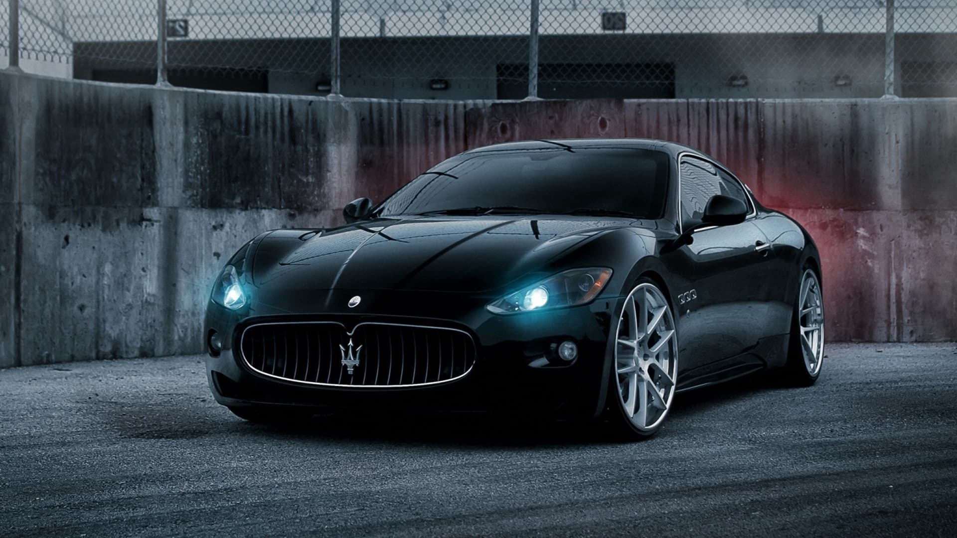 30+ Maserati GranTurismo Wallpapers High Resolution Download