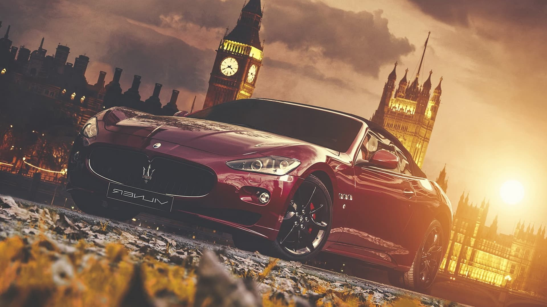 30 maserati granturismo wallpapers high resolution download