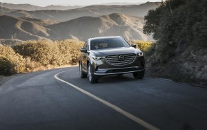 motion 2016 Mazda CX-9 wallpaper High Resolution