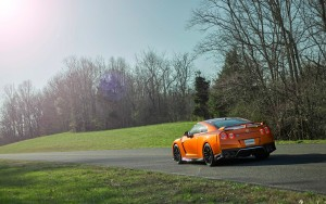 nature 2017 Nissan GT-R Download pictures
