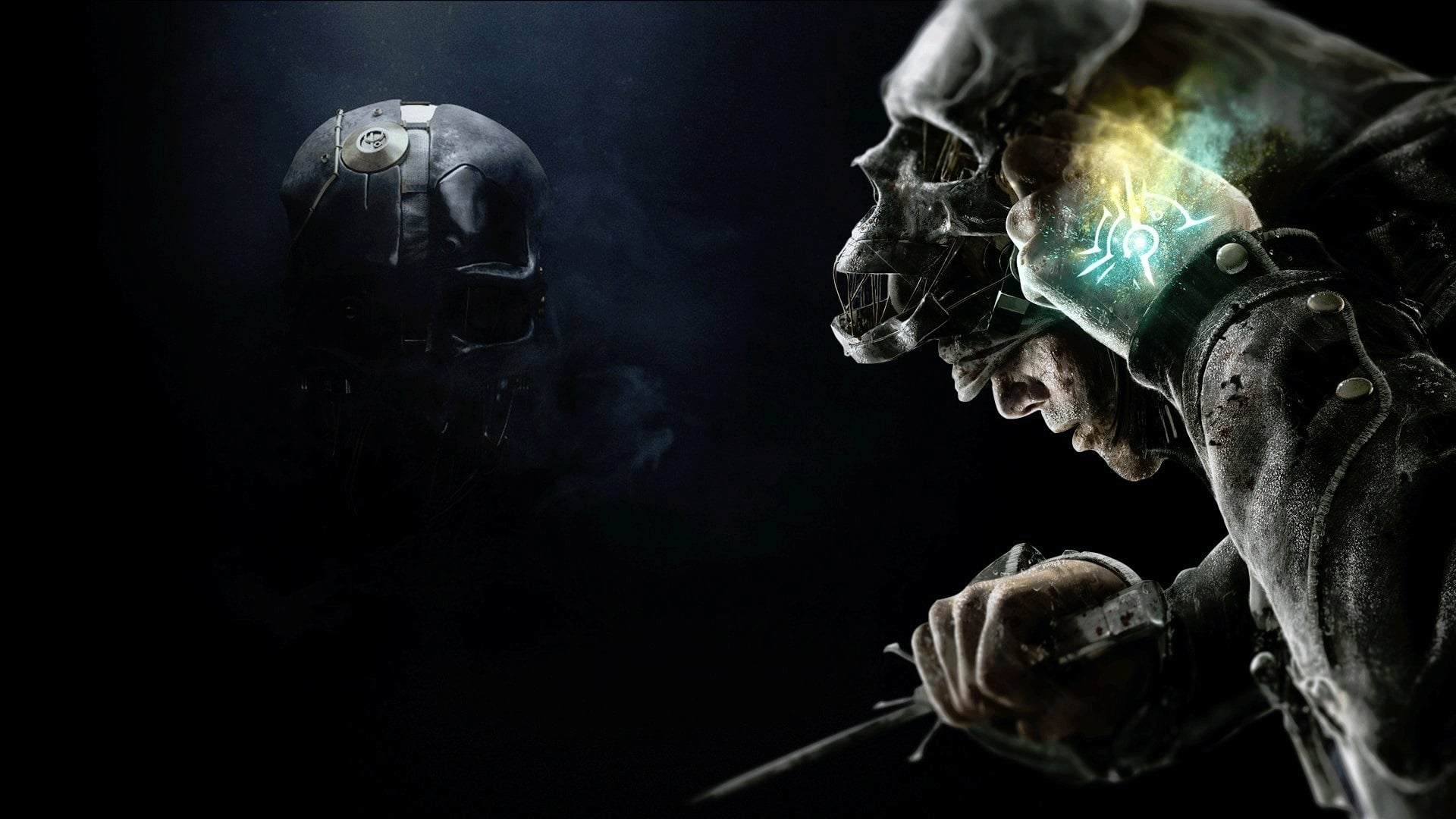 photo of Dishonored 2 scull