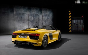 rear bumper 2017 Audi R8 Spyder V10 new picture