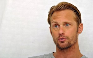 serious Alexander Skarsgard HD wallpapers
