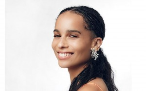 smile Zoe Kravitz wallpapers