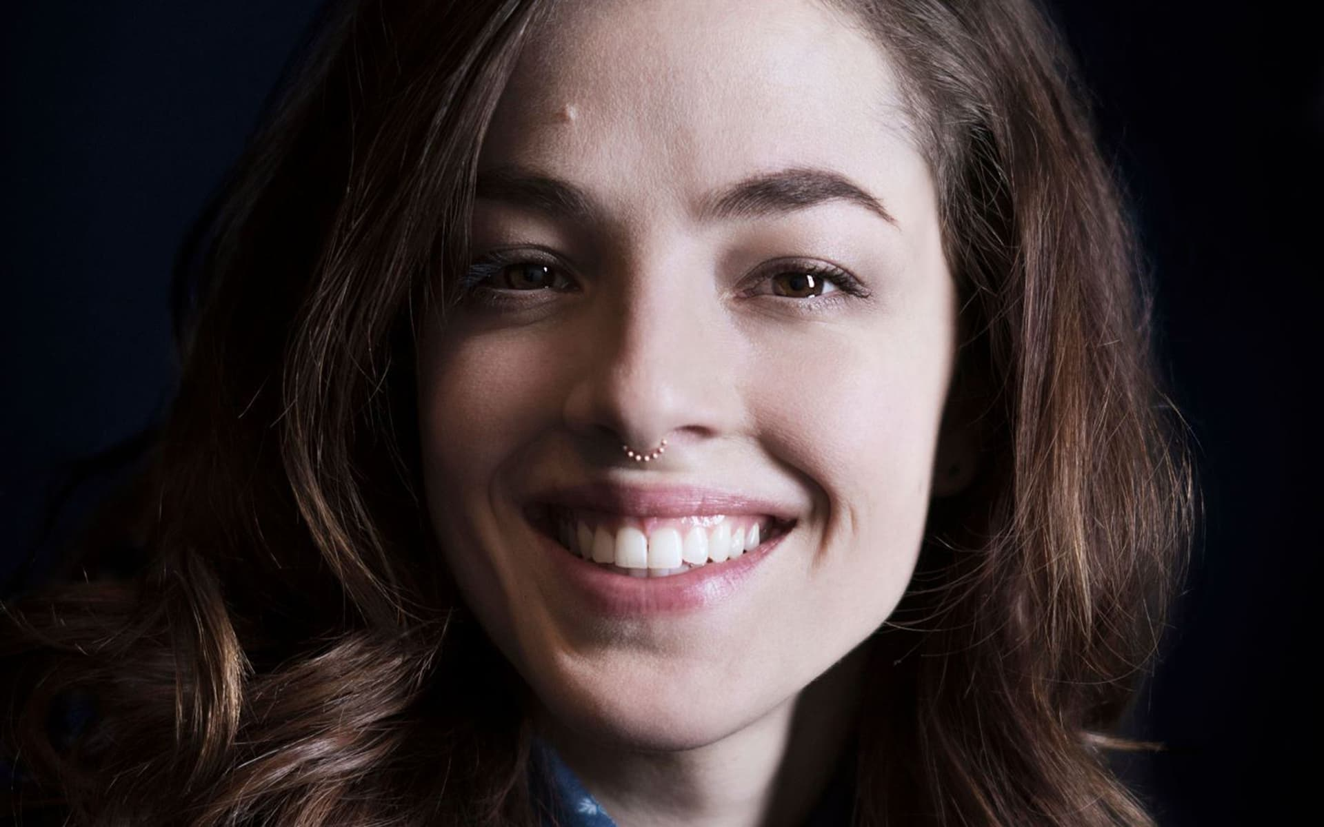 Olivia Thirlby High Quality wallpapers smile