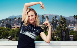happy Diane Kruger HD wallpaper near of the Hollywood pics