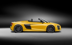 wheels 2017 Audi R8 Spyder V10 full hd pic