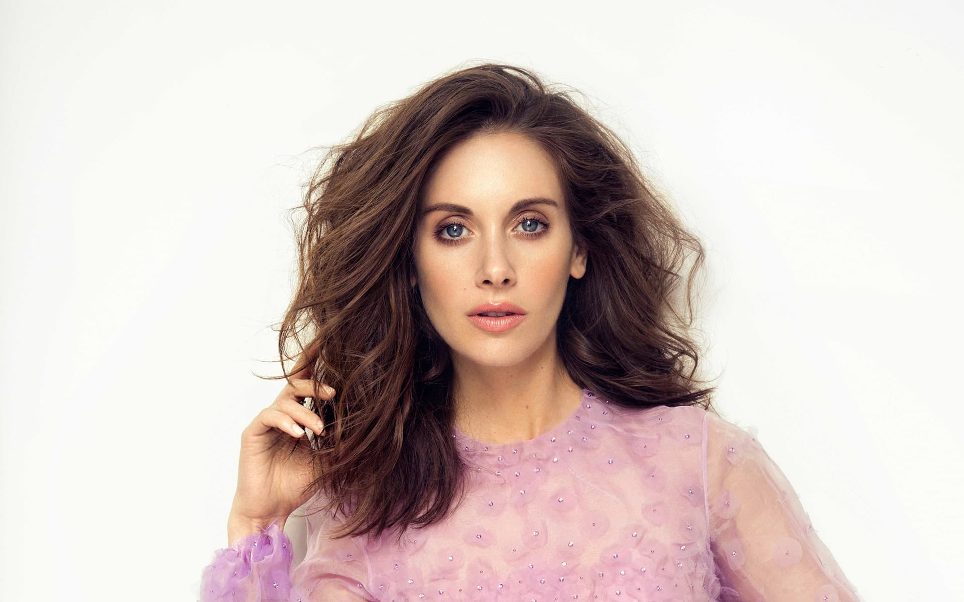 17 Alison Brie Wallpapers High Quality Resolution Download
