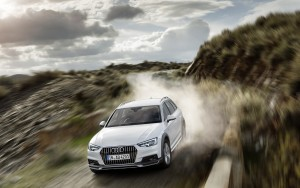 2016 Audi A4 Allroad new wallpaper