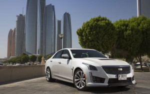 2016 Cadillac CTS-V wallpaper