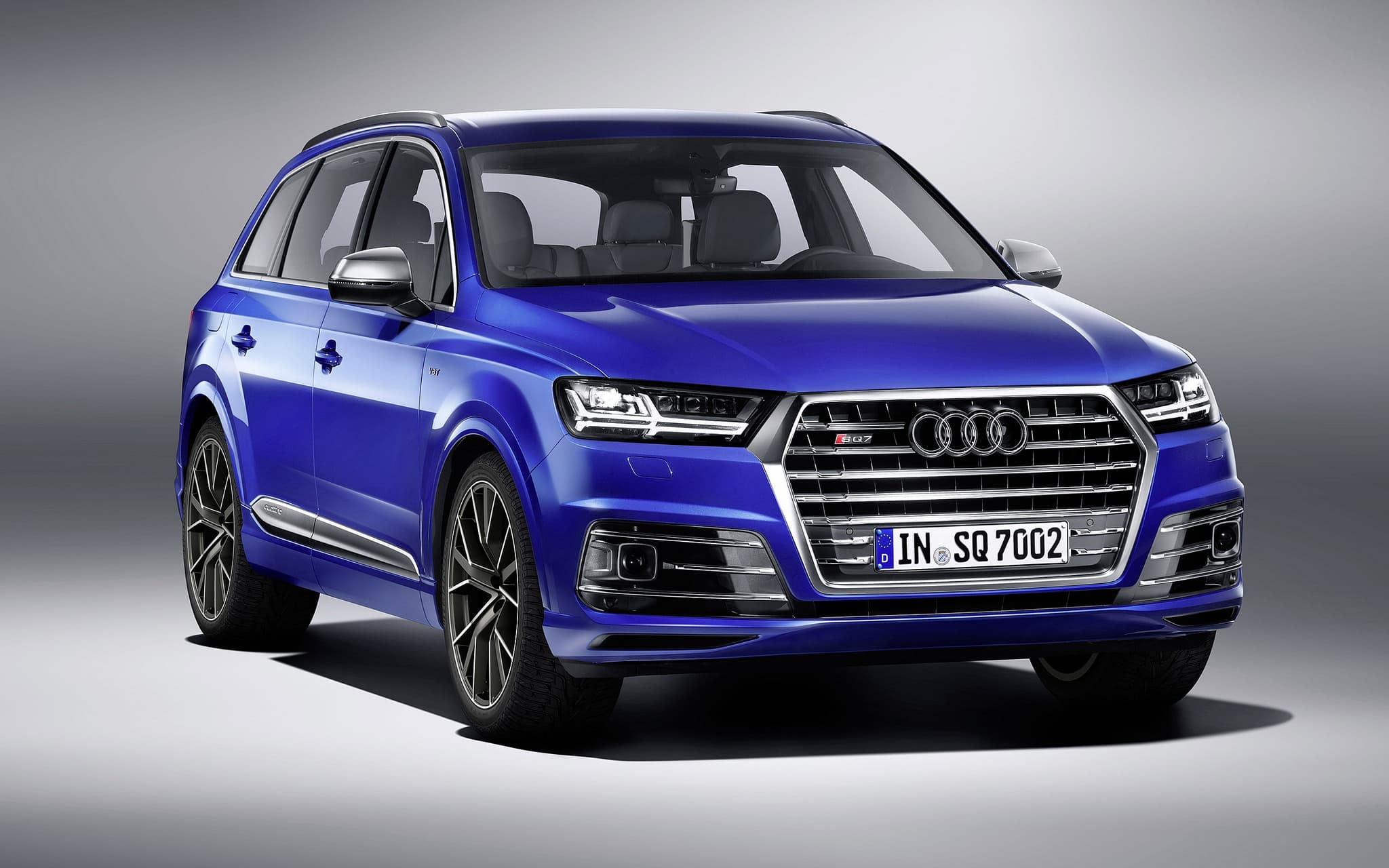 2016 Audi SQ7 wallpaper