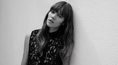 Freja Beha Erichsen Wallpapers HD bw