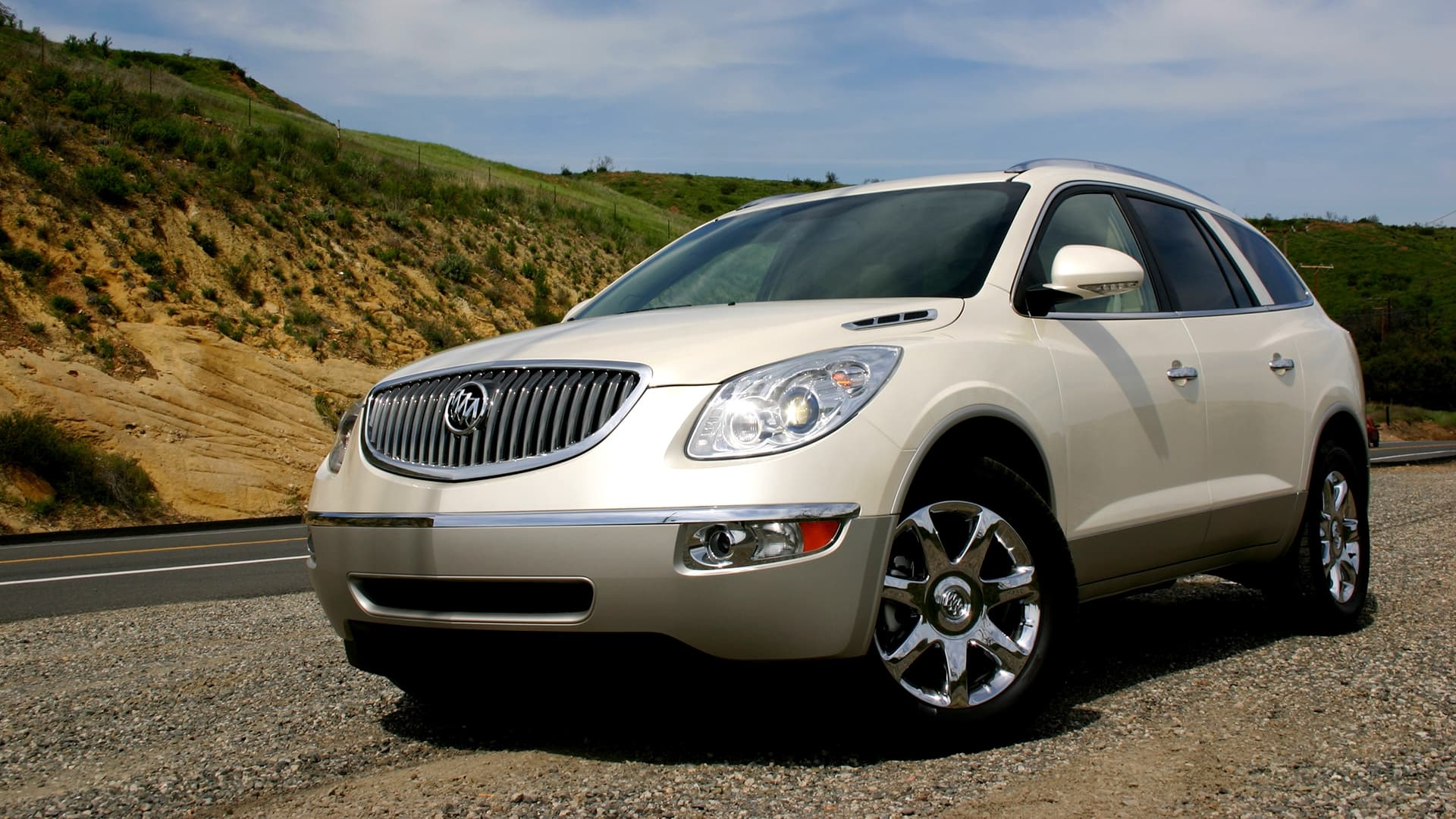 2010 Buick Enclave HD wallpaper for PC