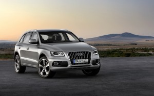sunset 2012 Audi Q5 HD wallpaper for PC