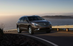 road 2013 Buick Enclave 1080p wallpaper