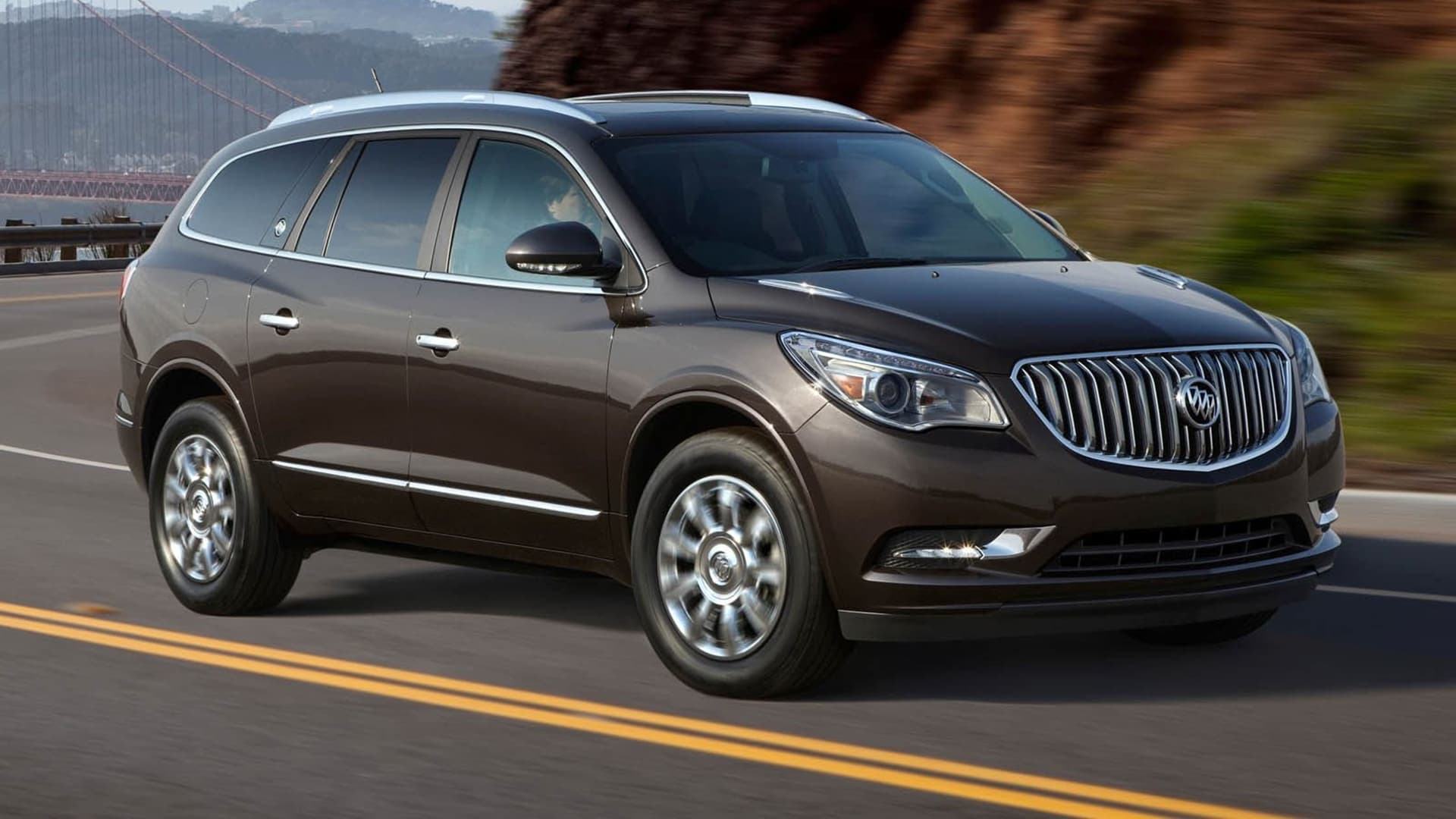 2015 Buick Enclave HD photo