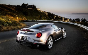 2016 Alfa Romeo 4C Spider rear Download, pictures