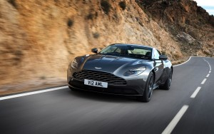 2016 Aston Martin DB11 HD wallpaper for PC