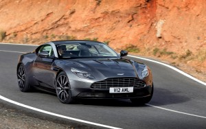 2016 Aston Martin DB11 High Resolution wallpaper