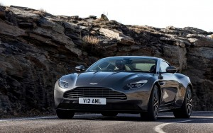 2016 Aston Martin DB11 HD photo