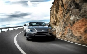 2016 Aston Martin DB11 front new 2016 picture
