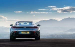 2016 Aston Martin DB11 rear Download, pictures