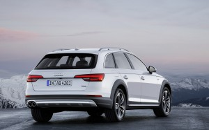 2016 Audi A4 Allroad rear HD photo