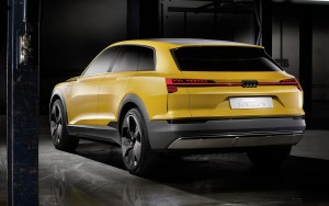 2016 Audi H-tron Quattro Concept HD wallpaper for PC
