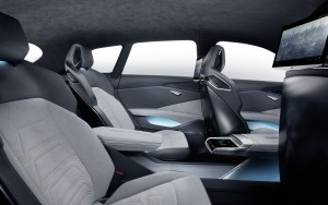 2016 Audi H-tron Quattro Concept interior HD photo