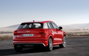 2016 Audi Q2 TFSI HD wallpaper for Desktop