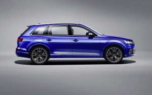 2016 Audi SQ7 prifile HD photo
