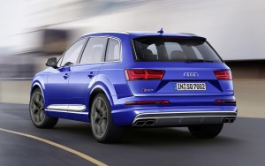 2016 Audi SQ7 rear High Quality