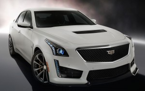 2016 Cadillac CTS-V HD wallpaper for PC