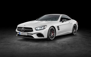 front 2016 Mercedes AMG SL63 High Resolution wallpaper