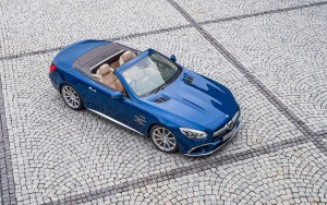 2016 Mercedes Benz SL500 cabrio HQ