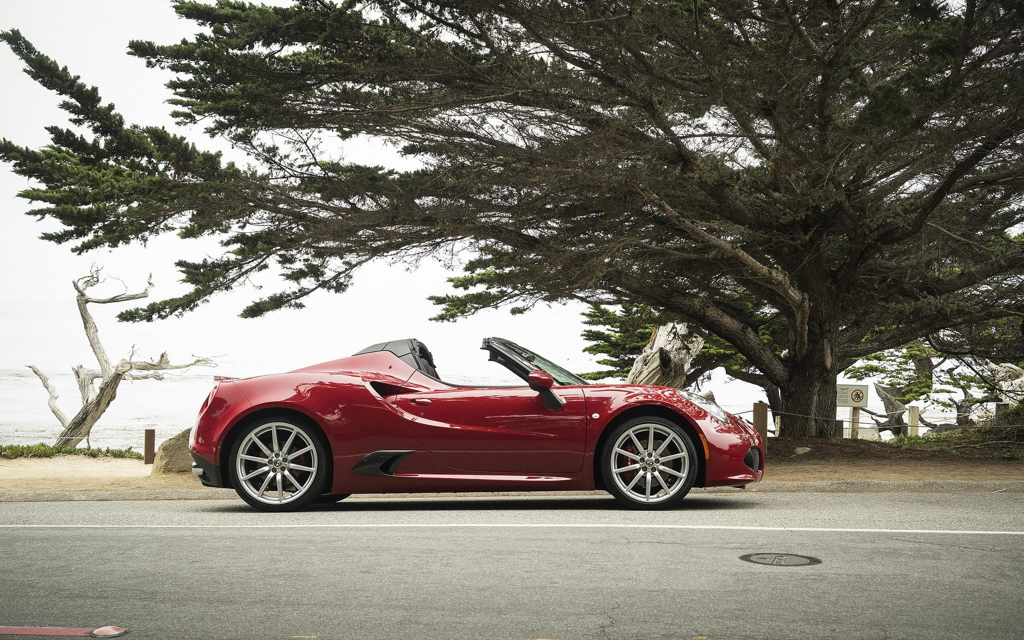 2016 Alfa Romeo 4C Spider wallpapers HD High Resolution ...
