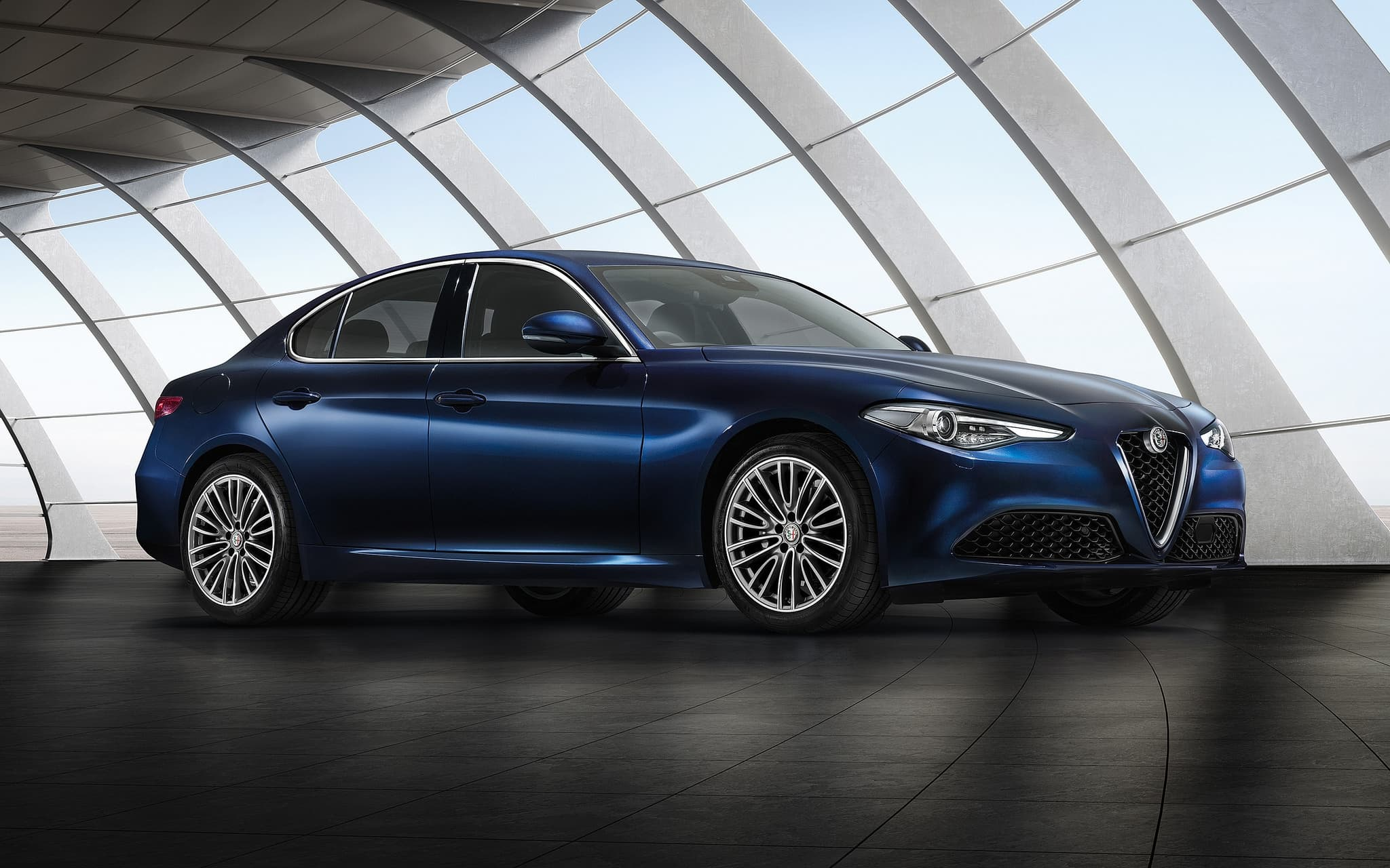 2016 Alfa Romeo Giulia wallpaper