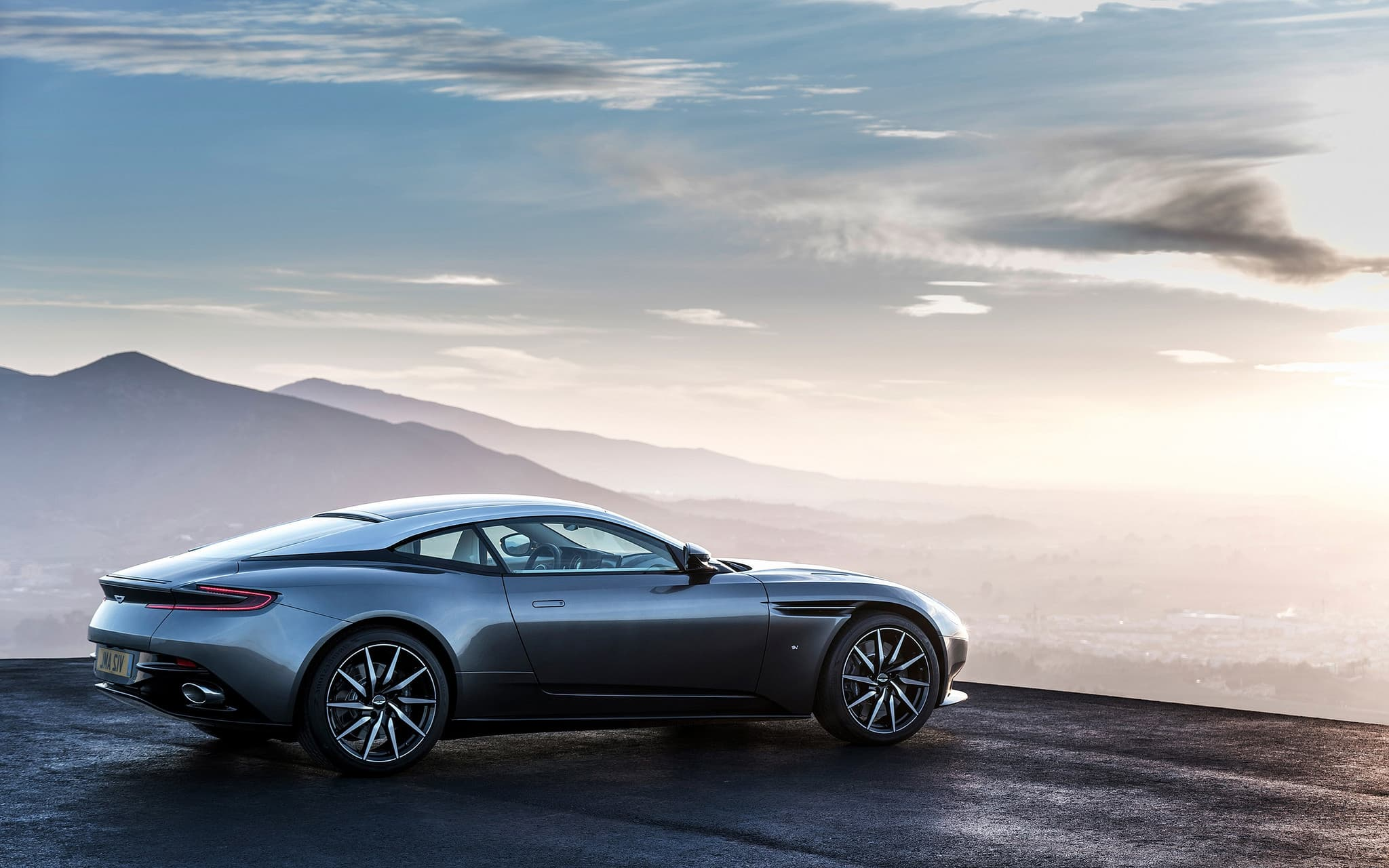 2016 Aston Martin Db11 Wallpapers Hd High Resolution Download