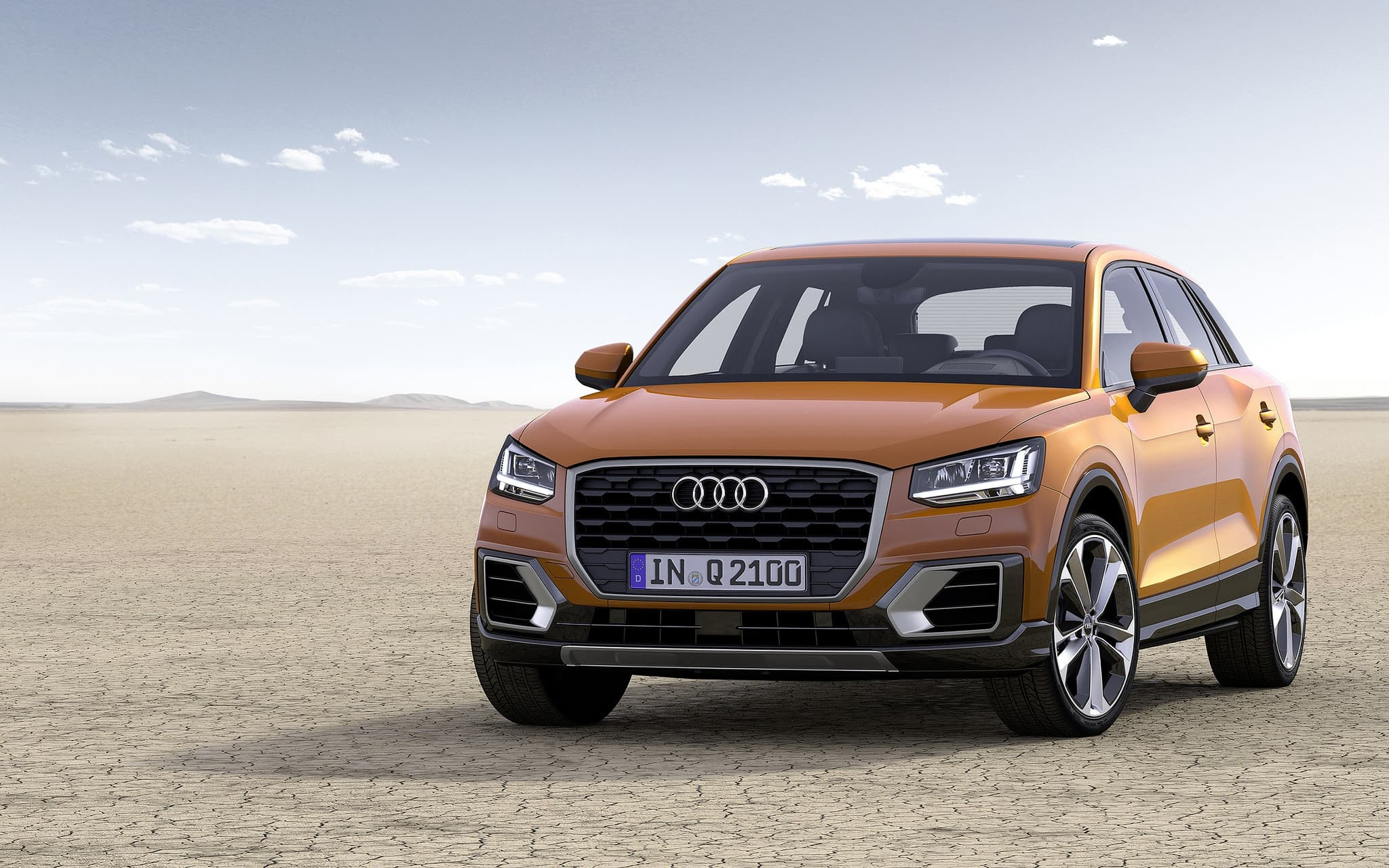 2016 Audi Q2 Tfsi Wallpapers Hd