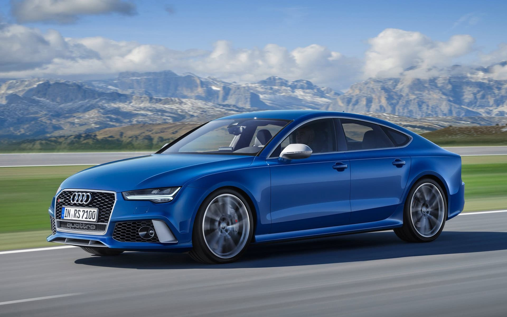 2016 Audi RS7 perfomance picture