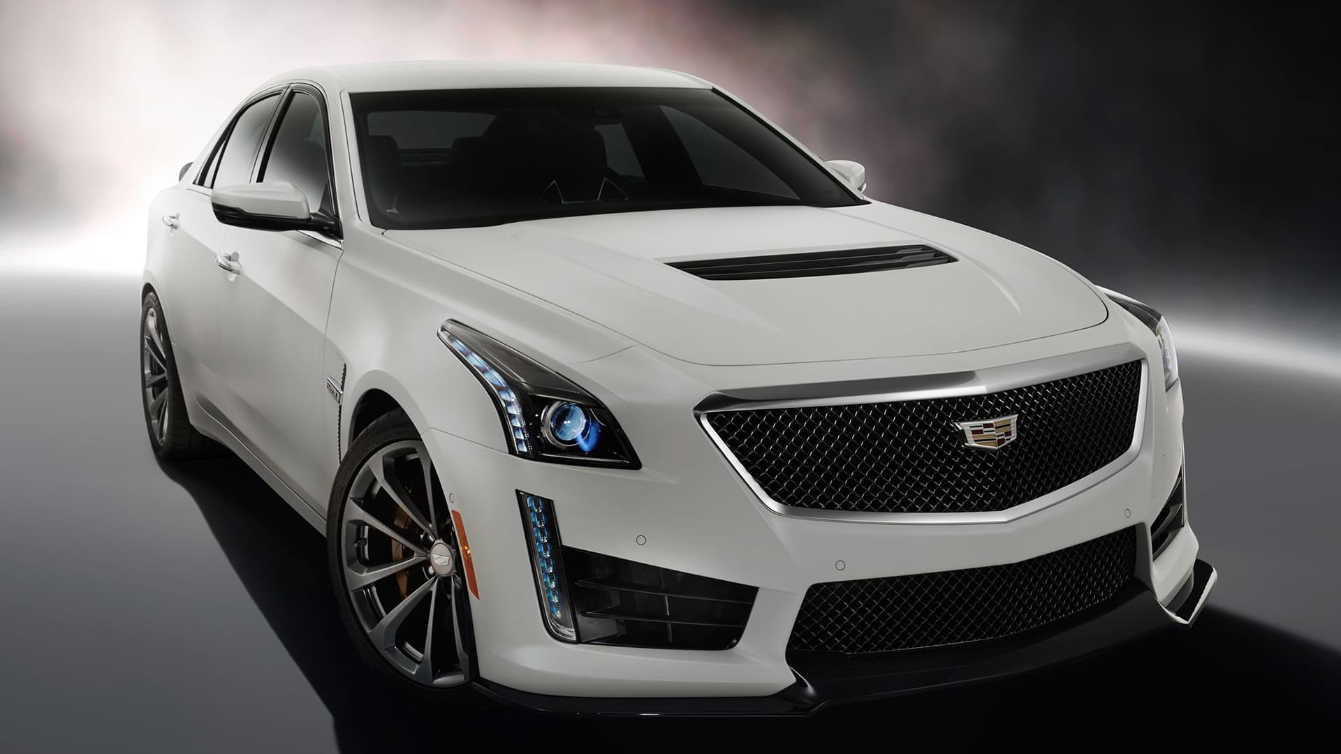 2016 Cadillac CTS-V wallpapers HD High Quality Resolution