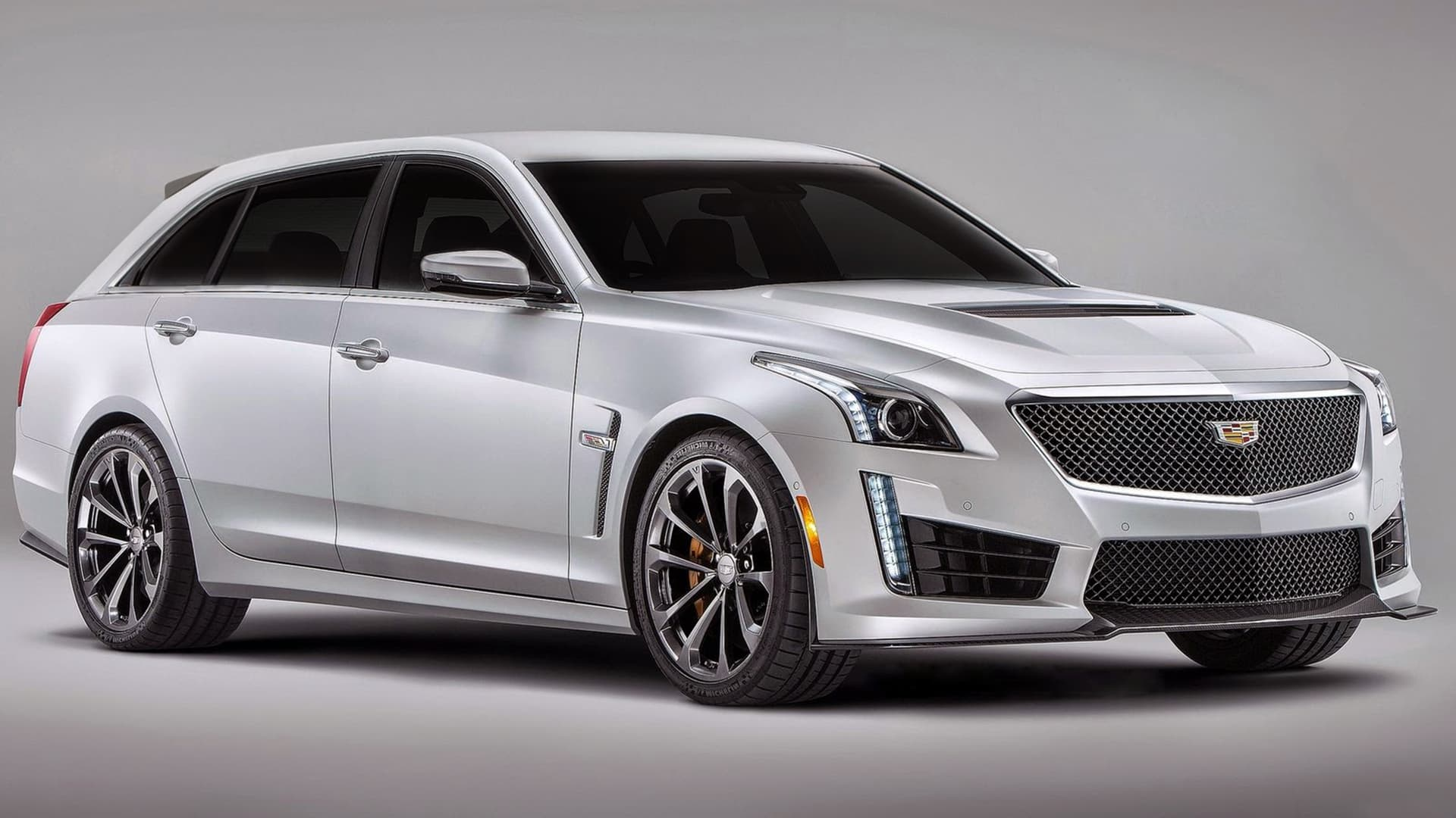 2016 cadillac cts v wagon 1080p. Black Bedroom Furniture Sets. Home Design Ideas